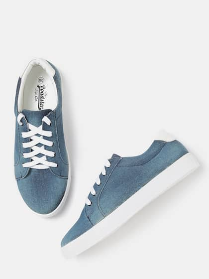 Women s Canvas Shoes - Buy Canvas Shoes for Women Online in India a218ba273
