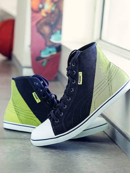 f2d2053b7dfbc4 Puma High Top Shoes - Buy Puma High Top Shoes online in India