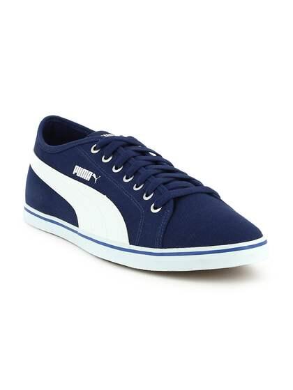 d2de50678dd Puma Men Shoes Canvas - Buy Puma Men Shoes Canvas online in India
