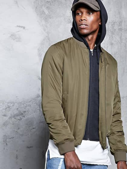 62656bf59 Forever 21 Men Jackets - Buy Forever 21 Men Jackets online in India