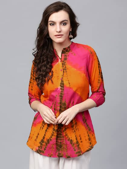 880f1137575 Short Kurtis - Buy Short Kurti For Women Online in India