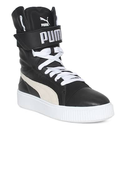 625a43a813f Puma High Top Sneakers - Buy Puma High Top Sneakers online in India