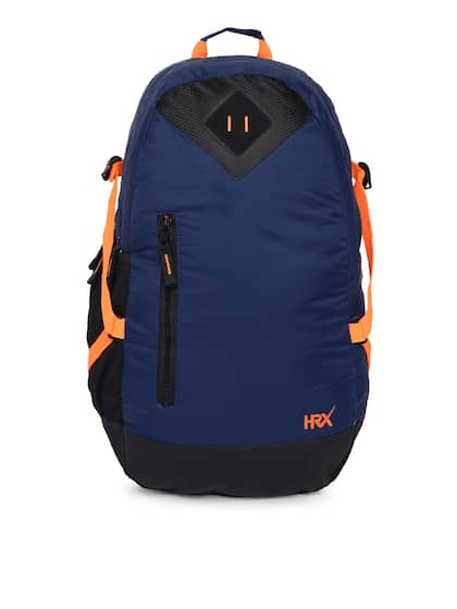 c072f9a2eb HRX by Hrithik Roshan. Unisex Solid Backpack