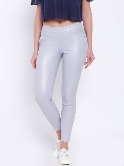 33ba3527cc370 Sheen Jeggings - Buy Sheen Jeggings online in India