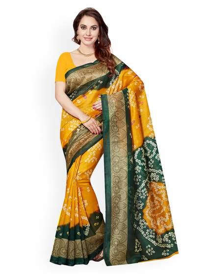 2df490409d Bhagalpuri Saree - Shop Bhagalpuri Sarees Online - Myntra