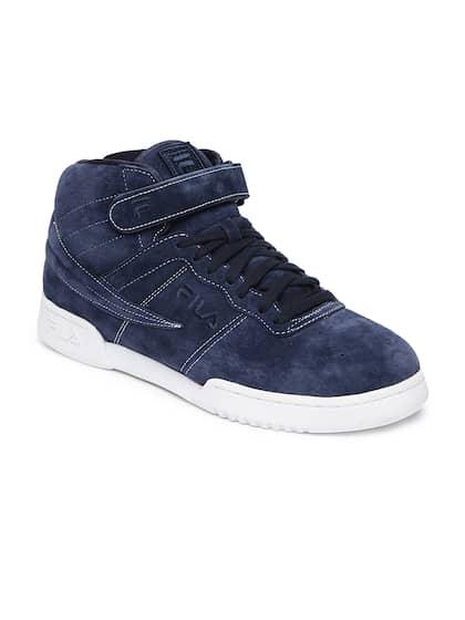 cb675d7c73f7 Fila Men Navy Blue Blue Casual Shoes - Buy Fila Men Navy Blue Blue ...