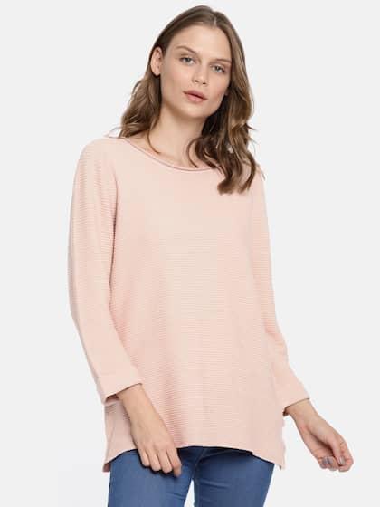 Sweaters For Women Buy Womens Sweaters Online Myntra