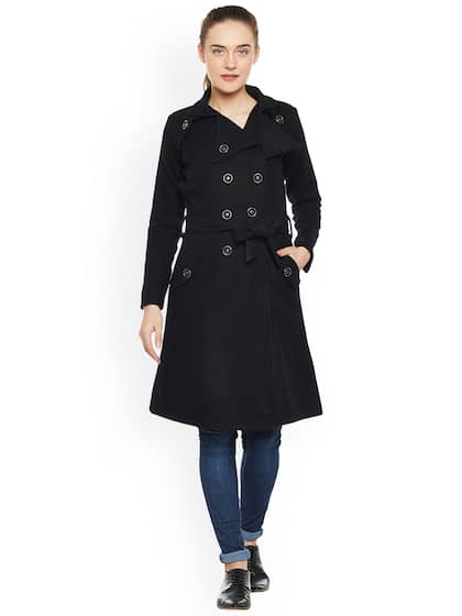 6c00d682df41 Coats for Women - Buy Women Coats Online in India | Myntra