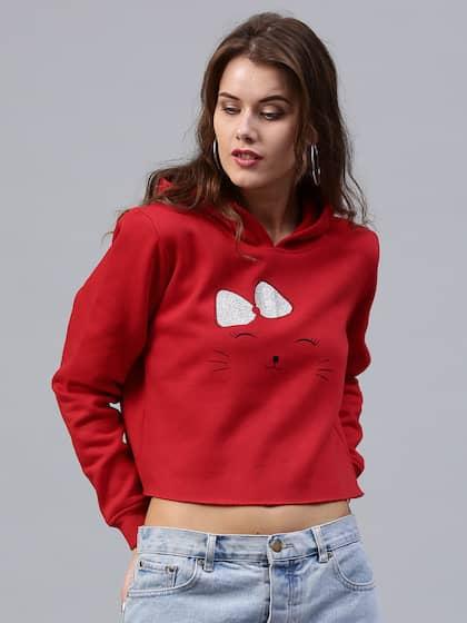 1bbbeb5a08f Sweatshirts   Hoodies - Buy Sweatshirts   Hoodies for Men   Women ...