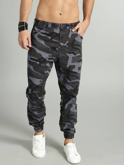 f26e7852644fba Joggers - Buy Joggers Pants For Men and Women Online - Myntra