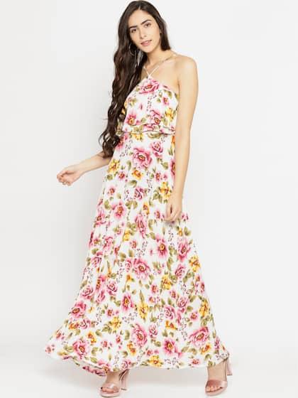 f9cd1dd7ed6 Forever 21 Maxi Dresses - Buy Forever 21 Maxi Dresses online in India