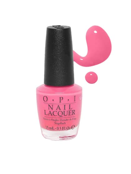 O.P.I Nail Polish - Buy O.P.I Nail Polish Online In India | Myntra