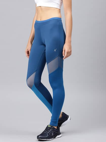 e98fd9b93 Blue Solid Tights - Buy Blue Solid Tights online in India