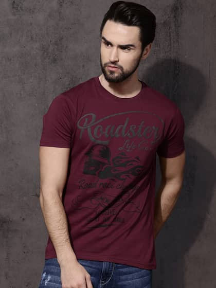 064033364572 Roadster Tshirts - Buy Roadster T Shirts Online in India | Myntra