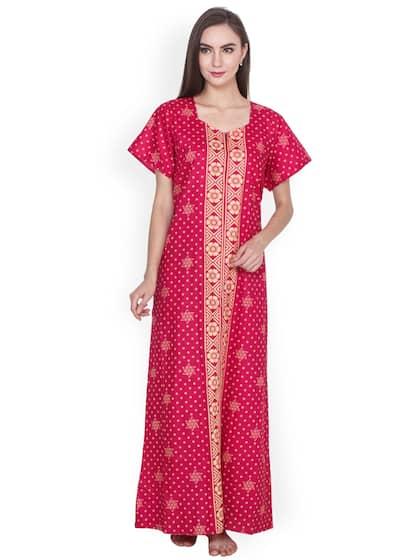 Women Loungewear   Nightwear - Buy Women Nightwear   Loungewear ... 15f35b94b