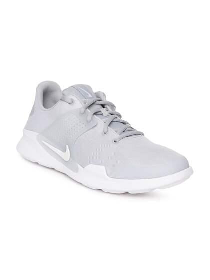 Nike Men Grey ARROWZ Sneakers
