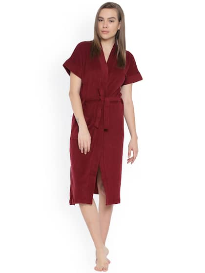 f4e49961ec Bath Robe - Buy Bath Robes Online in India