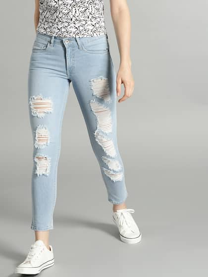 13a525bb27b Ripped Jeans - Shop for Ripped Jeans Online in India