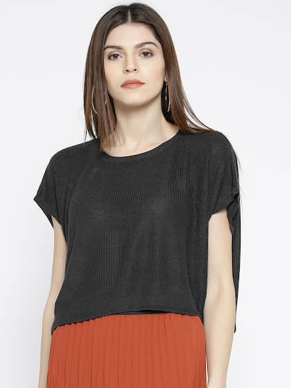 0f97f58ce2625 The By Forever 21 Crop Sweaters - Buy The By Forever 21 Crop ...