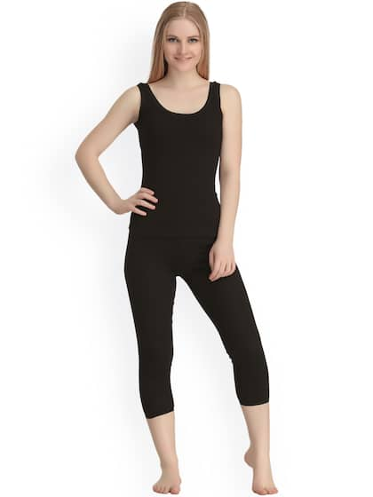d66f7c1846f Thermal Wear for Women   Men - Buy Thermals Online - Myntra