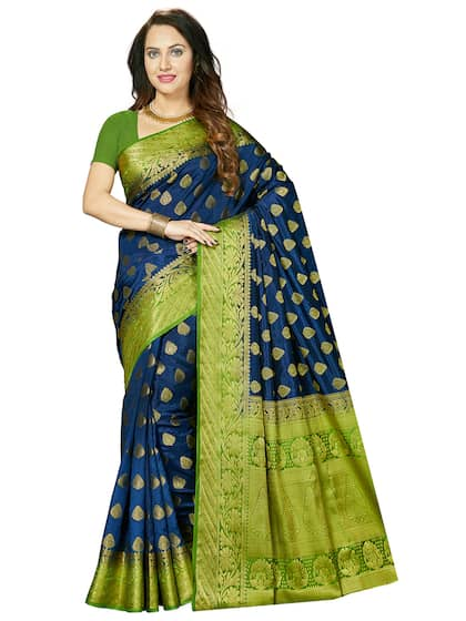 0a8ede864c09d Blue Saree - Buy Blue Color Women Sarees Online