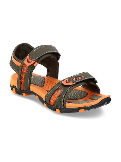 dff23bb035a9a Sandals For Men - Buy Men Sandals Online in India | Myntra