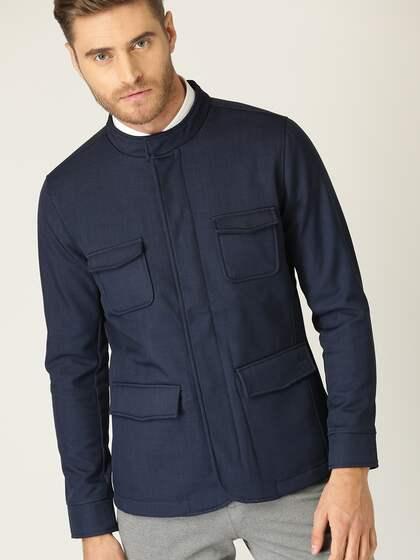 aca676c3 UCB Jacket - Buy United Colors of Benetton Jackets & Coats   Myntra
