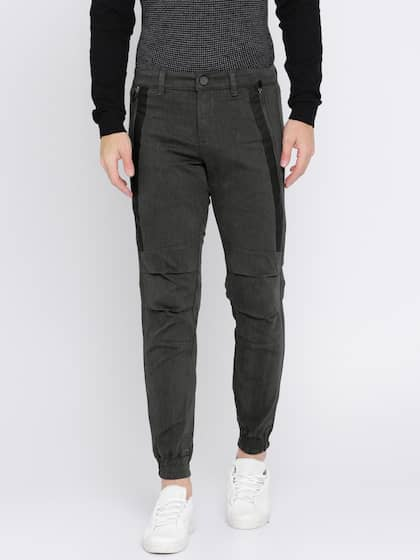 Joggers - Buy Joggers Pants For Men and Women Online - Myntra 09bfac867