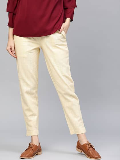 6cce3e4f2 Day Cream Jodhpuri Trousers - Buy Day Cream Jodhpuri Trousers online ...