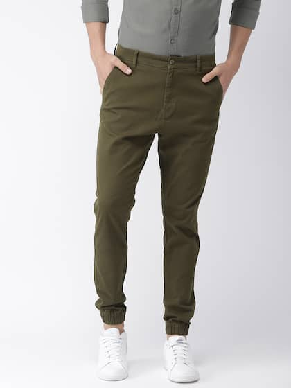 92315d0f378 Joggers - Buy Joggers Pants For Men and Women Online - Myntra