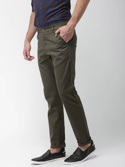 c8e99aeafa Men Chinos - Buy Chinos for Men Online in India - Myntra