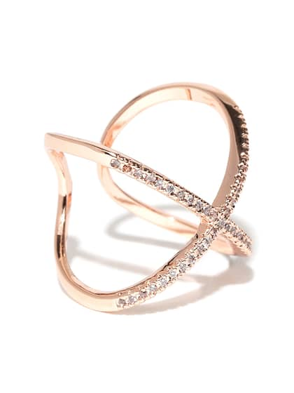 f8a7992ac Rings - Buy Rings Online for men & Women at best price | Myntra