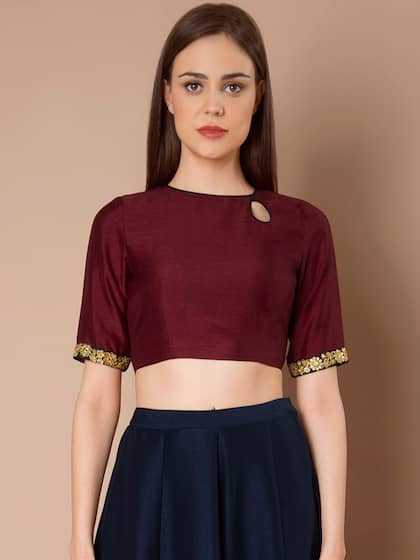 43d101d67 Indya Tops - Buy Indya Tops online in India