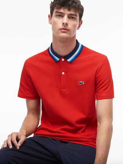 abf04a9816 Lacoste Tshirts For Men - Buy Lacoste Tshirts For Men online in India