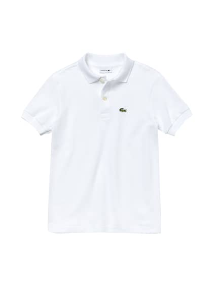 ced35ae0dc3f Lacoste T-Shirts - Buy T Shirt from Lacoste Online Store   Myntra