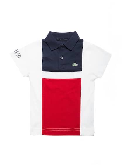 f601531c Lacoste Tshirts Kurtas - Buy Lacoste Tshirts Kurtas online in India