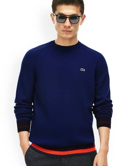 dedab46966e1 Lacoste Sweaters - Buy Lacoste Sweaters online in India