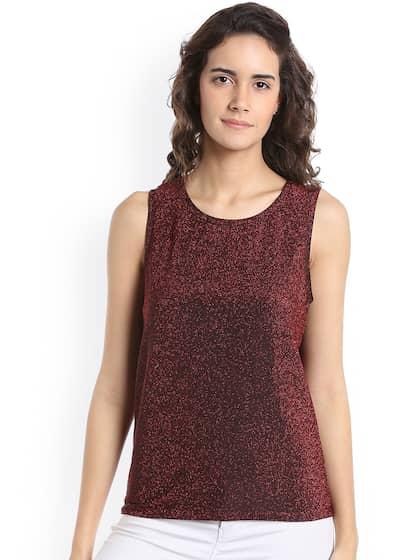 31fb5d8ad2 Vero Moda Tops   Buy Vero Moda Tops for Women Online in India at ...