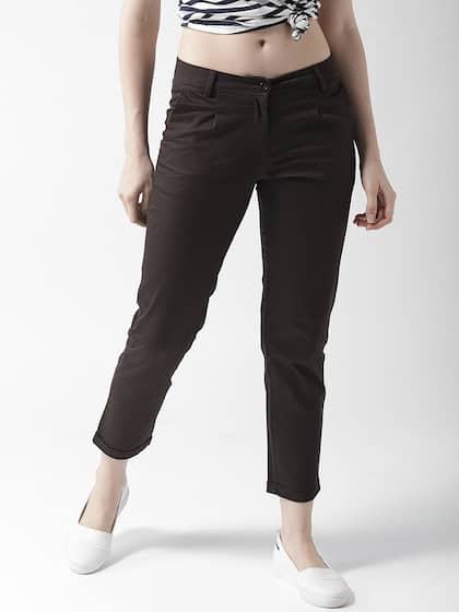 aaa6beee5b14 Mast   Harbour. Women Cropped Trousers