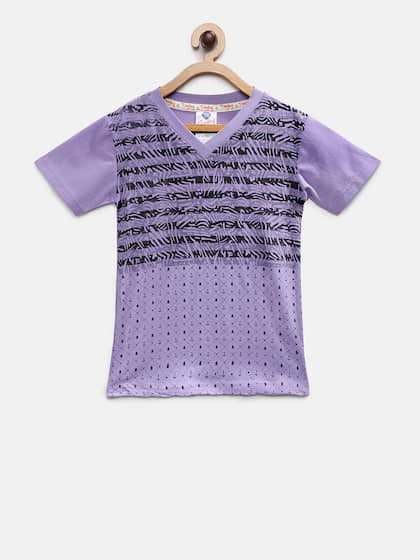 65e1064f Boys T shirts - Buy T shirts for Boys online in India