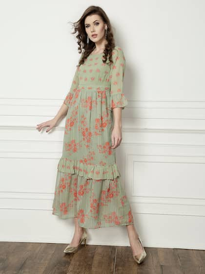 30af7e92c Dresses - Buy Western Dresses for Women & Girls | Myntra