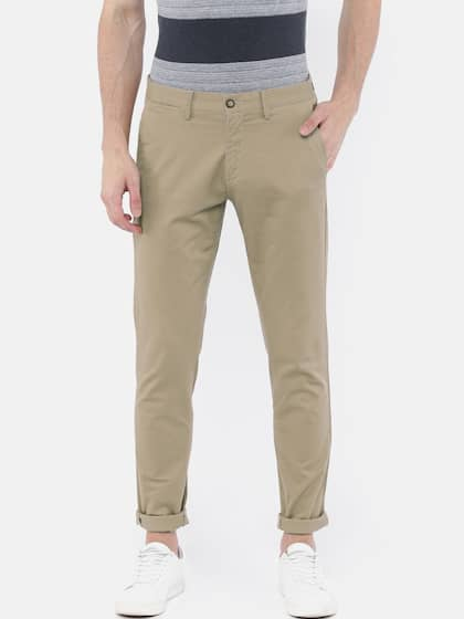f0d330f882 Trousers For Men - Buy Mens Trousers Pants Online - Myntra