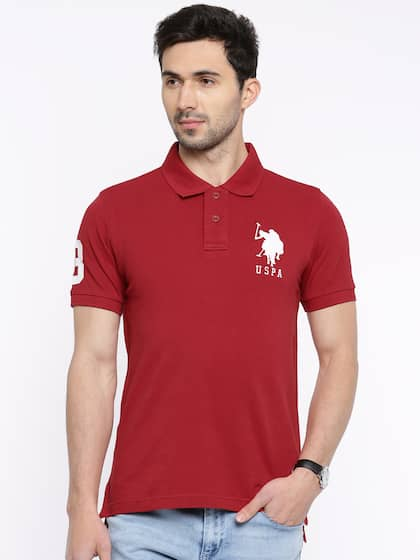 ca8b8551 Polo T-Shirts - Buy Polo T-shirt for Men,Women & Kids | Myntra