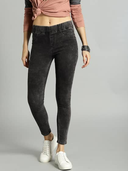4e83268e Jeggings - Buy Jeggings For Women Online from Myntra