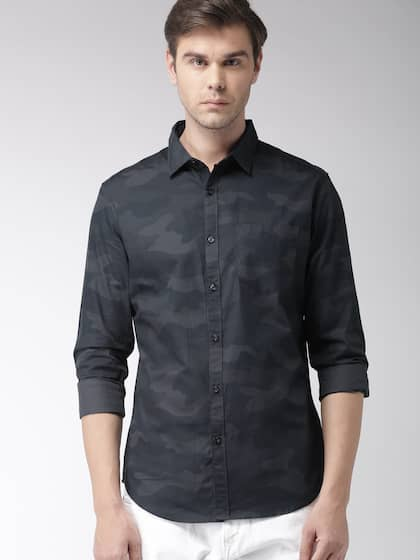 ed06ee5f0cc Camouflage Shirts - Buy Camouflage Shirts online in India