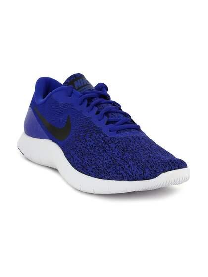 Nike Men Blue FLEX CONTACT Running Shoes