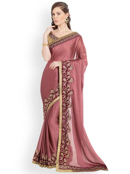 e16217fb8c9fb4 Heavy Work Sarees - Bridal Wear, Partywear, Traditional Wear Saree