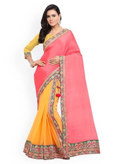 4842dfa552 Lehenga Sarees - Buy Designer Lehenga Saree Online   Myntra