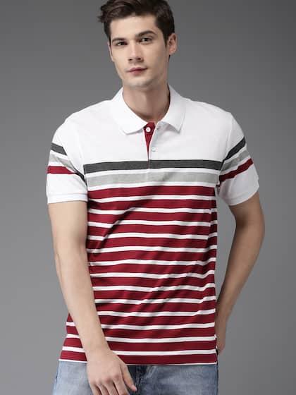 f1d09b2174 Polo T-Shirts for Men - Buy Mens Polo T-shirt Online