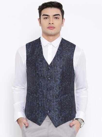 Men Waistcoat Buy Men Waistcoat Online In India